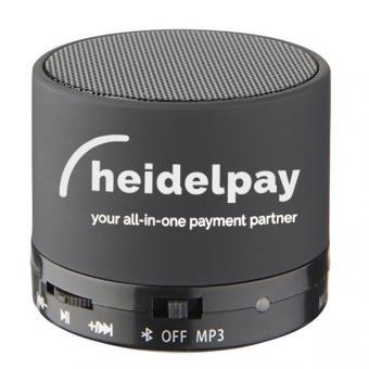 heidelpay Bluetooth Lautsprecher
