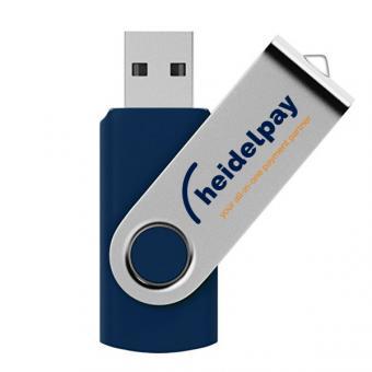 heidelpay USB-Stick